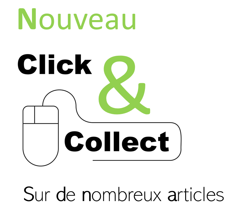 Nouveau : Click and Collect