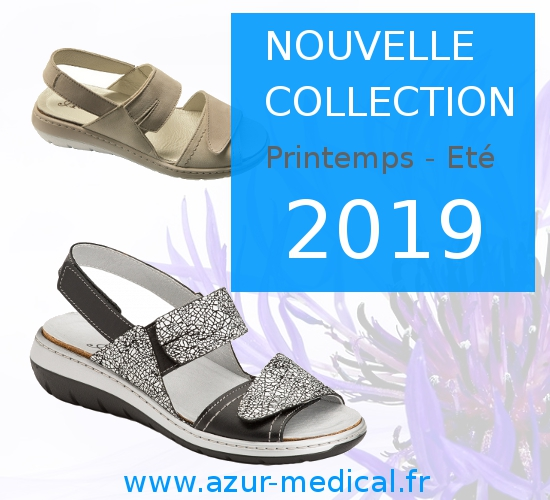 Nouvelle collection printemps été 2019